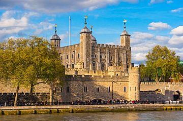 Tower of London 01 van Angela Dölling
