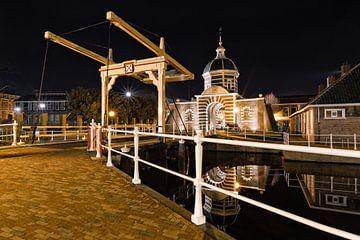 Leiden Stadspoort van Kees Jan Lok