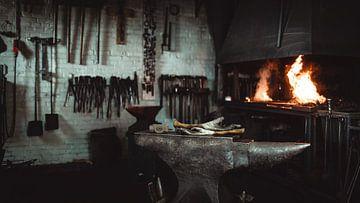 la forge sur Delano Balten