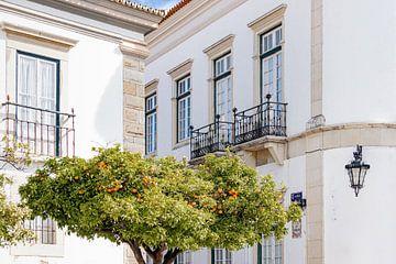 Portugiesisches Straßenbild von Evelien Oerlemans