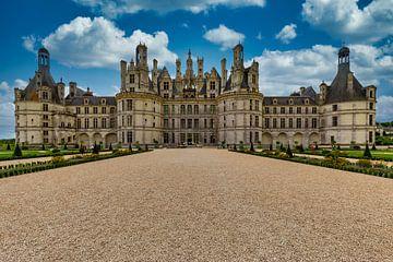 Chateau de Chambord van Easycopters