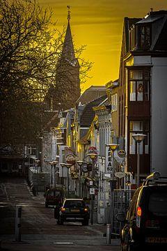 De Nieuwstraat in Terneuzen van Wesley Kole