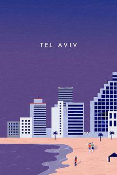 Tel Aviv van Katinka Reinke
