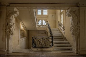 Königliche Treppe von Wesley Van Vijfeijken