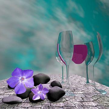 don´t drink too much van Isa Bild