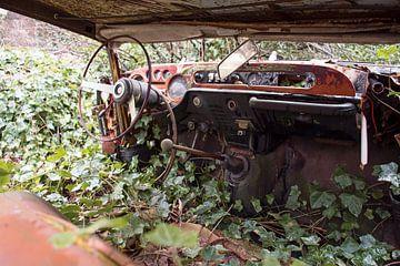 Urbex - Verlaten auto sur Tim Vlielander