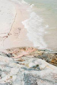 Wellen unf Felsen