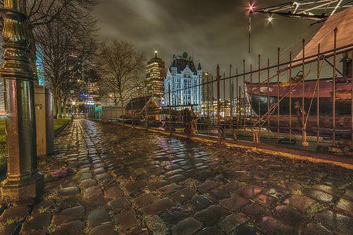 De oude haven (Rotterdam) van