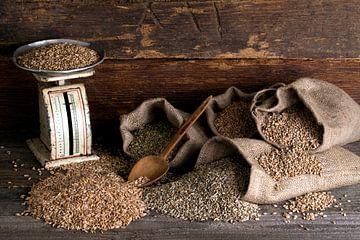 diverses céréales sur Jürgen Wiesler