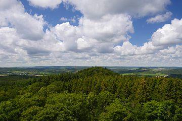 Die Eifel vom Aussichtspunkt Dietzenley 3 von Jörg Hausmann