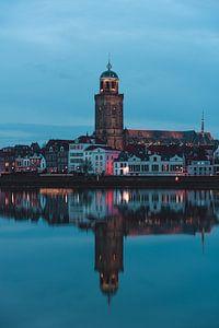 Avond in Deventer van Isa V