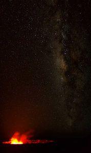 Halemaumau Krater, Kilauea