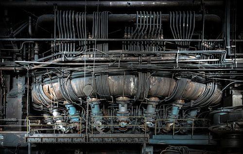 Blast furnace van
