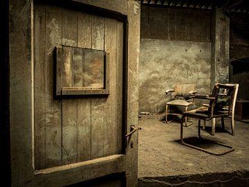 Welkom in de wachtkamer  van Marcel  van de Gender