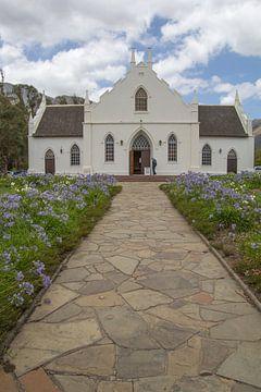 NG Kirche Franschoek von Marijke Arends-Meiring