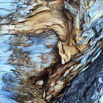 Abstract boomschors II van Maurice Dawson