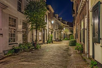 Le Muurhuizen Amersfoort dans la nuit sur Dennisart Fotografie