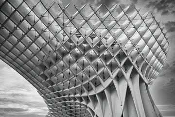 Metropol Parasol, Sevilla Spanien von Klaartje Majoor