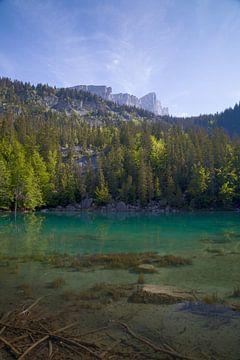 Bergmeer in de Franse Alpen 2