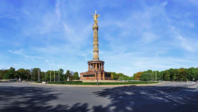 Overwinningszuil Berlijn en Grote Ster van Frank Herrmann