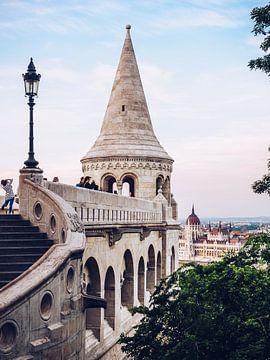 Budapest - Fischerbastei von Alexander Voss