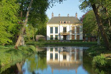 Huis Nijenburg in Heiloo, Nederland
