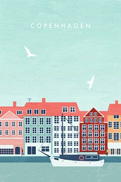 Kopenhagen von Katinka Reinke