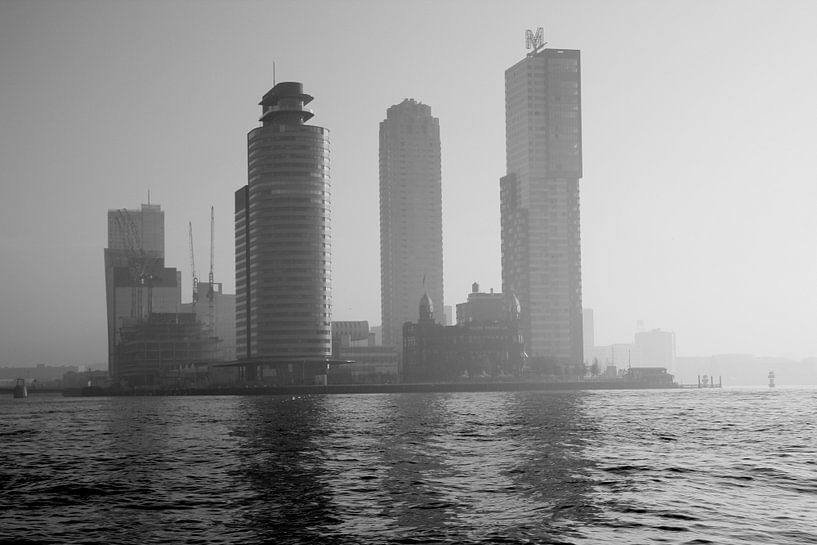 Rotterdam - Kop van Zuid van Hans Winterink