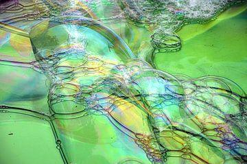 Zeepbellen van Frans Blok
