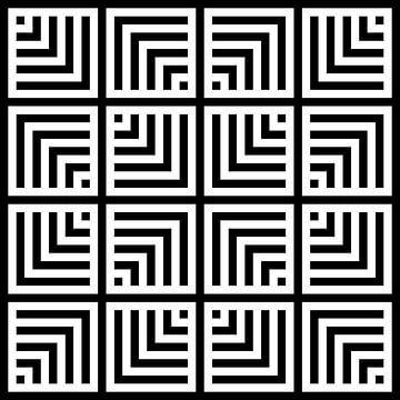 4xL | N=5 | V=99 | 04x04 van Gerhard Haberern