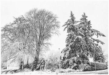 Sneeuw von SPOOR Spoor