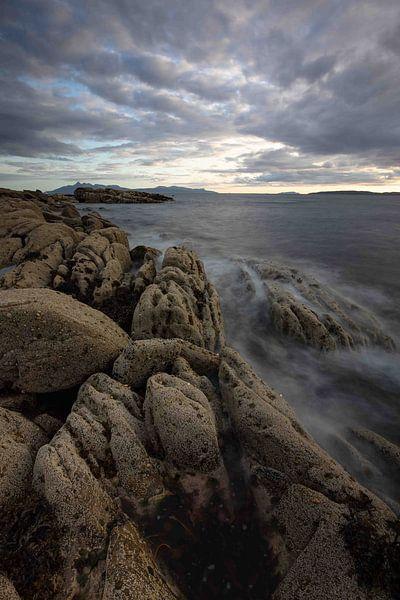Über das Meer zum Himmel von Anna Windig