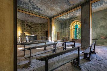 Lieu abandonné - Église sur Carina Buchspies