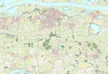Kaart vanDruten