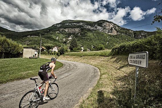 Col du Grand Colombier van Robert van Willigenburg