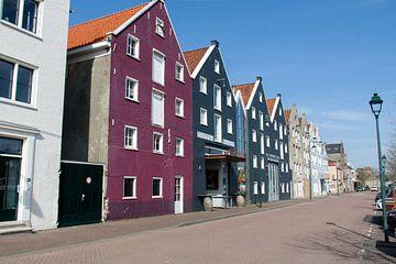 Maassluis-Historische Pakhuizen van Hans Blommestijn