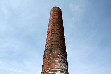 Schornstein der Zuckerfabrik Groningen
