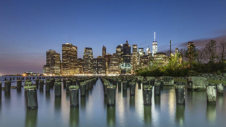 a Skyline New York 1 van Bert Nijholt