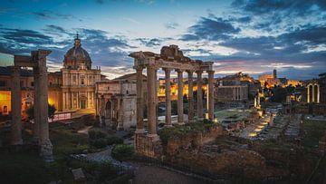 Rome - Forum Romanum - Colisée III sur Teun Ruijters