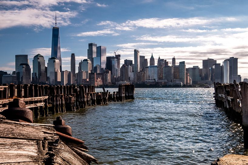 Financial Distrikt   New York van Kurt Krause