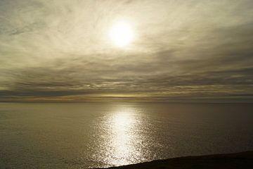 Zonsondergang bij Stoer Head van Babetts Bildergalerie