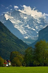Interlaken, Zwitserland