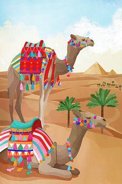 Woestijn Avontuur van Goed Blauw