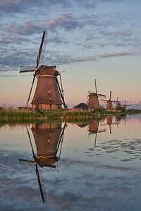 Kinderdijk Windmühlen Unesco-Weltkulturerbe
