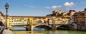 Ponte Vecchio - Firenze - Italië von Wim Demortier
