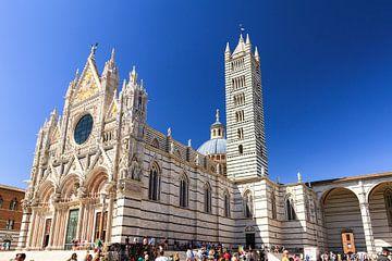 Siena kathedraal von Dennis van de Water