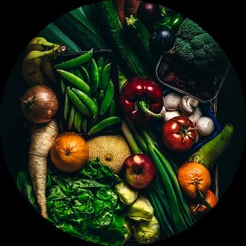 Groente en Fruit Box van Daisy de Fretes
