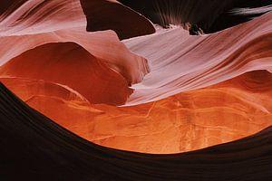 Antelope Canyon Kunst von Weg van het Noorden