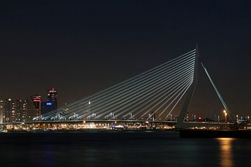Erasmus brug Rotterdam van Maurice de vries