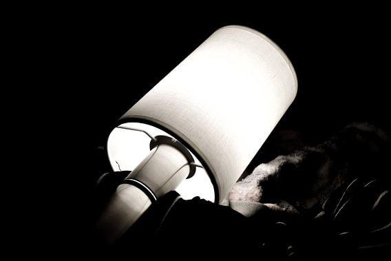 Schot in het donker